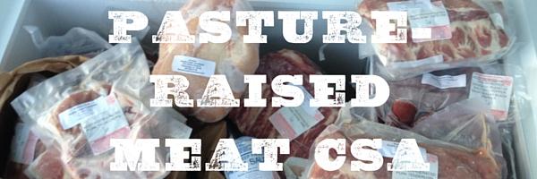 Pasture-Raised Meat CSA